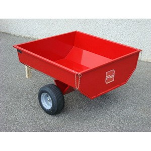 remorque de jardin pour tracteur tondeuse rj500. Black Bedroom Furniture Sets. Home Design Ideas