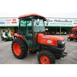 illustration Tracteur compact