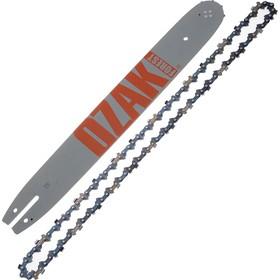 Guide avec chaîne 40cm pour tronçonneuse 3/8LP 1,3mm correspondance Oregon 160sdea318