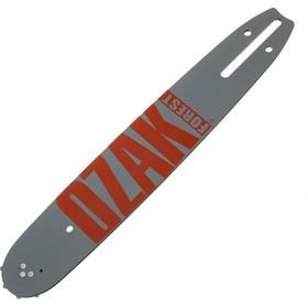 Guide pour tronçonneuse 30cm Pas 3/8LP, Jauge 1,3mm