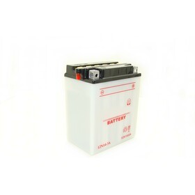 Batterie 12N14-3 A pour tondeuse autoportée, moto, moto neige livrée sans acide