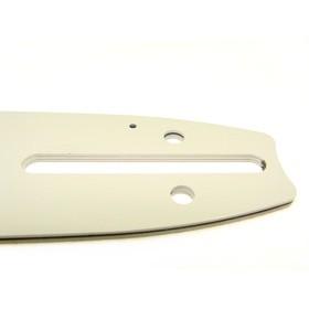 Combo guide de 35cm + 4 chaines pour tronçonneuse Pas 3/8LP, Jauge 1,3mm, 52 maillons