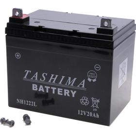 Batterie étanche au gel NH1222L pour tondeuse autoportée L195, l130, h180 mm