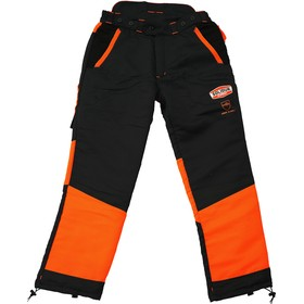 Pantalon professionnel adapté aux bûcherons Solidur Authentic
