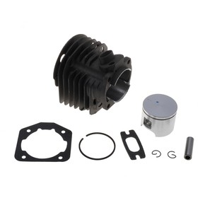 Cylindre piston 46mm adaptable tronçonneuse Partner P500