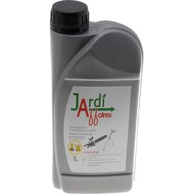 Huile 2 temps semi-synthèse professionnelle Jardiaffaires 1 litre