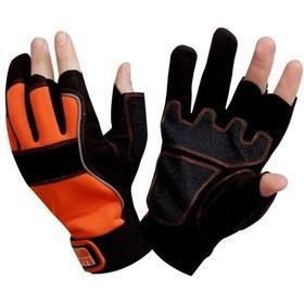 Paire de gants de travail adaptée pour charpentier Bahco GL012
