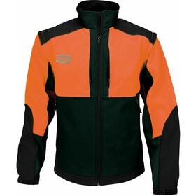 Veste Softshell orange multi-activités Solidur WODA-RE