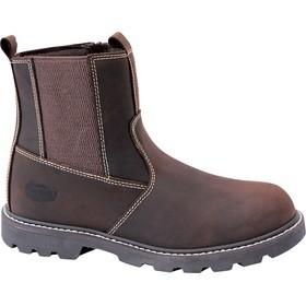 Paire de boots de travail ou loisirs Solidur Verdon marron