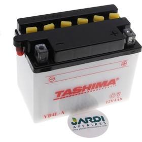 Batterie 120x70x92 pour motos livrée prête à l'emploi