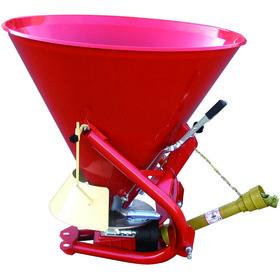 Épandeur centrifuge 350 litres à sel et engrais Morgnieux ECP500