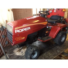 Tracteur tondeuse Roper 12HP occasion