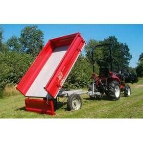 remorque neuve et occasion pour tracteur et micro tracteur. Black Bedroom Furniture Sets. Home Design Ideas