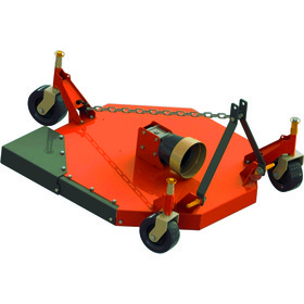 Tondeuse mono-axe à éjection latérale ou arrière Morgnieux TA1000