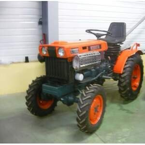 Microtracteur occasion kubota b7000 hillion for Le bon coin motobineuse