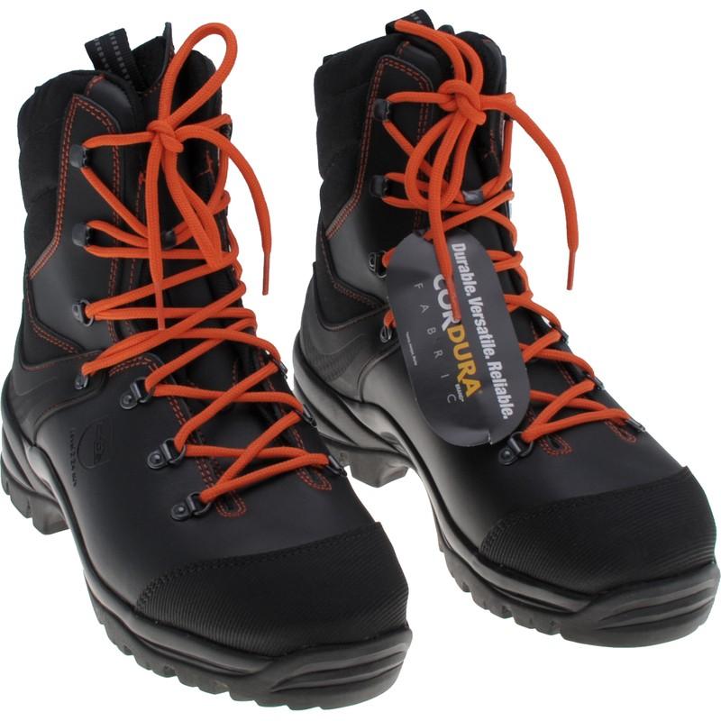 Paire de chaussures professionnelle pour bûcherons Solidur Kailash
