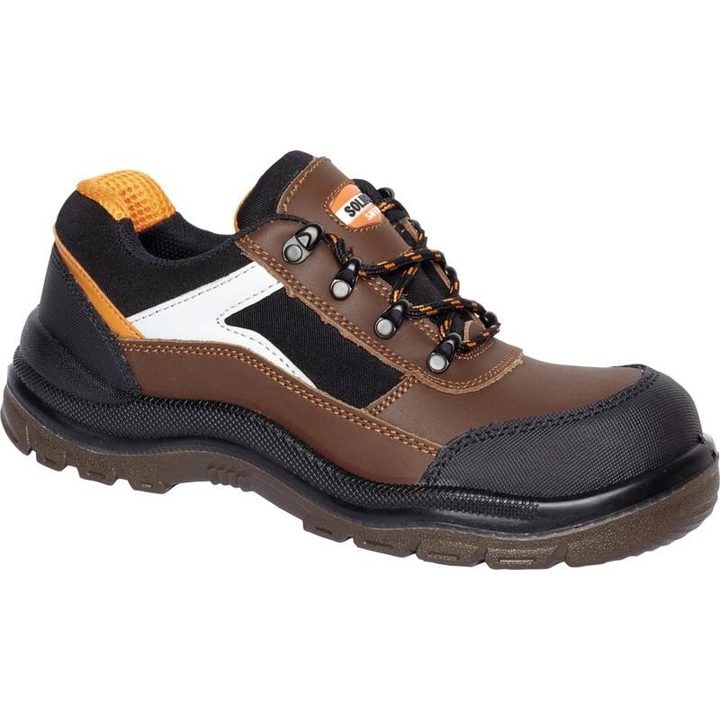 Paire de chaussures de sécurité multi-usages Solidur Omega