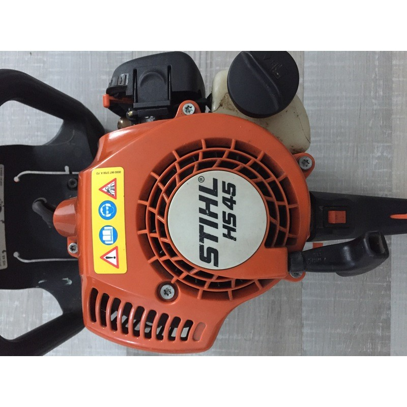 TAILLE HAIE STIHL HS 45 OCCASION